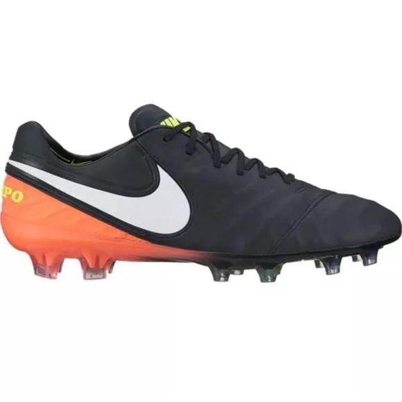 989533405fd7 Nike Shoes | Tiempo Legend Vi Fg Leather Soccer Cleats | Poshmark